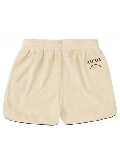 Sproet & Sprout Sport Short 'Hola Adios' - shell