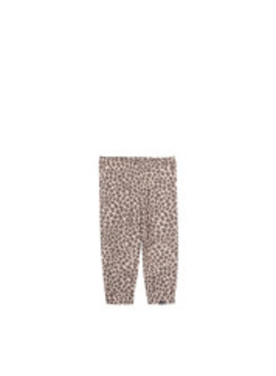 House of Jamie Knee Pad Legging - Caramel Leopard