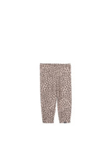 House of Jamie Knee Pad Legging - Caramel Leopard