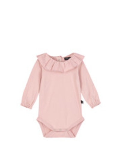 House of Jamie Pierrot Bodysuit - Powder Pink