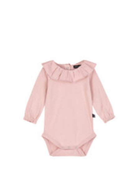 House of Jamie Bodysuit - Powder Pink
