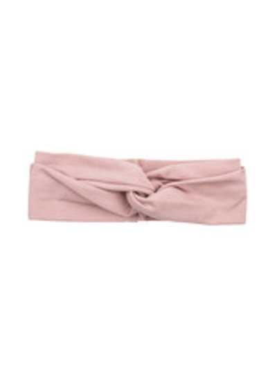 House of Jamie Turban Headband - Powder Pink