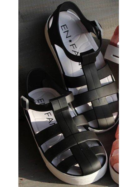 EnFant Castor sandal waterschoen - black