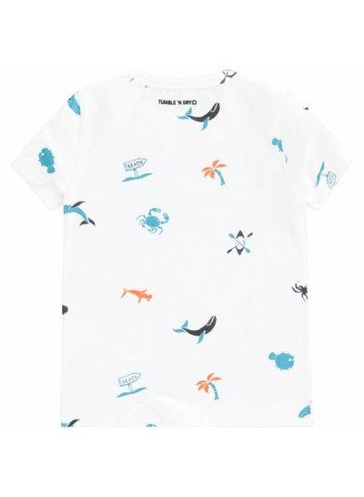 Tumble 'N Dry T shirt Adire