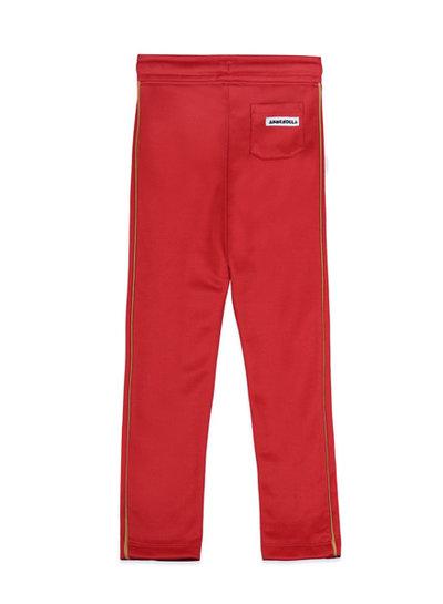 Ammehoela Broek Jax warm rood