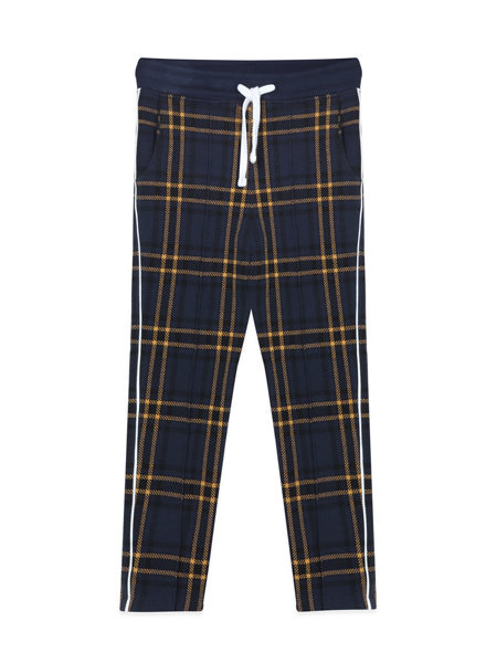 Ammehoela Broek Ammehoela Jax - Blue check