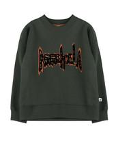 Ammehoela Sweater Ammehoela Rocky dark green