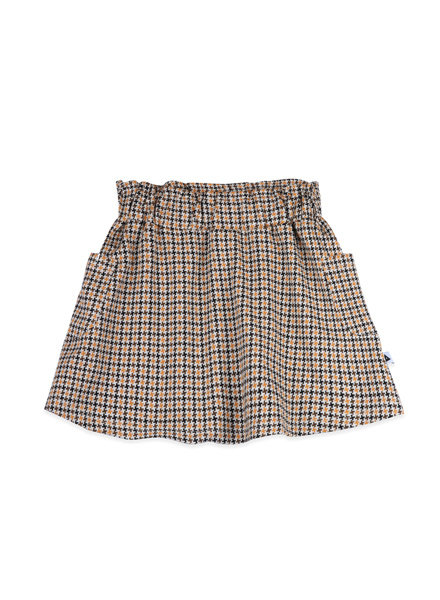 Ammehoela Rokje Ammehoela Flynn - off white check