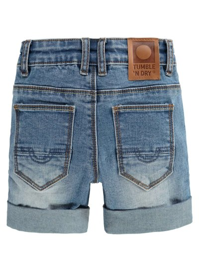 Tumble 'N Dry Denim korte broek Alem, stone wash