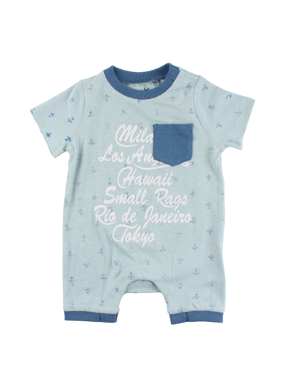 Small Rags Small Rags play suit Grey Mist
