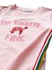 Ammehoela Sweat dress Turtally fine!