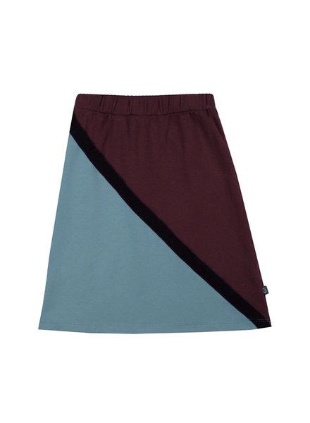 Pimsa Pimsa midi skirt colourblock