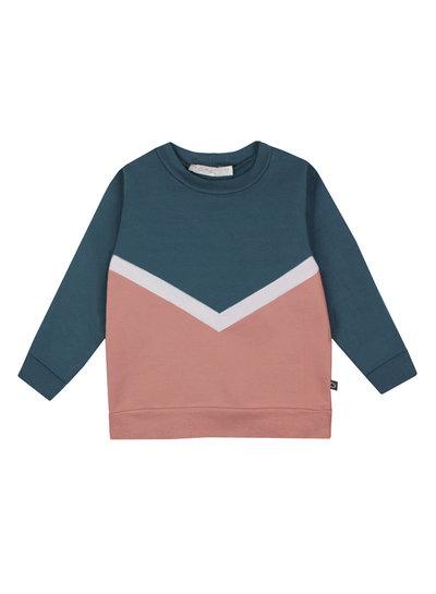 Pimsa Pimsa sweater colourblock