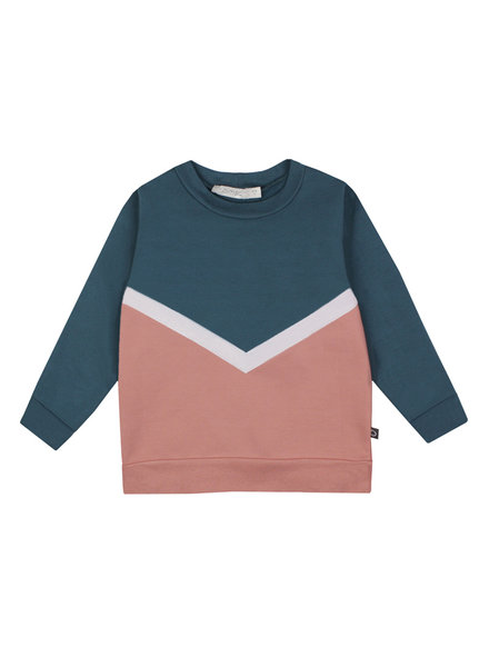 Pimsa Pimsa sweater colourblock