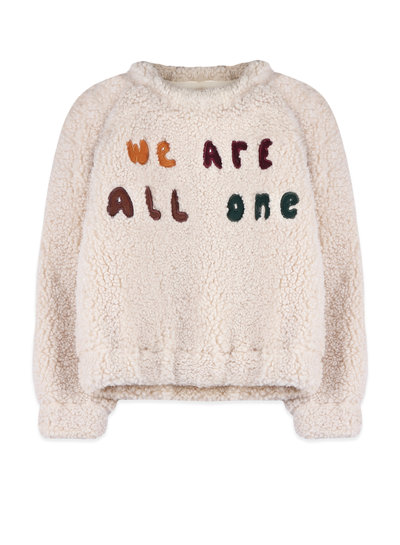 Ammehoela Sweater One in off white