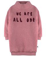Ammehoela Sweat dress Ammehoela Tess pink