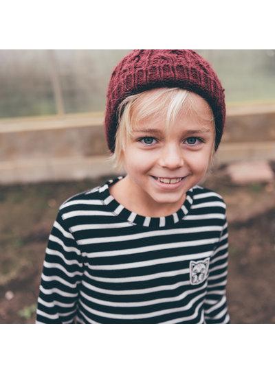 Sproet & Sprout Sweatshirt Y/D stripe