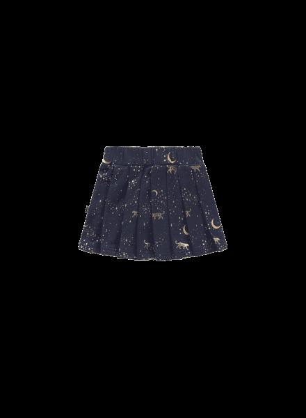 House of Jamie Pleated skirt stargazer