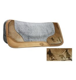 Showman ® Felt Bottom Saddle Pad.