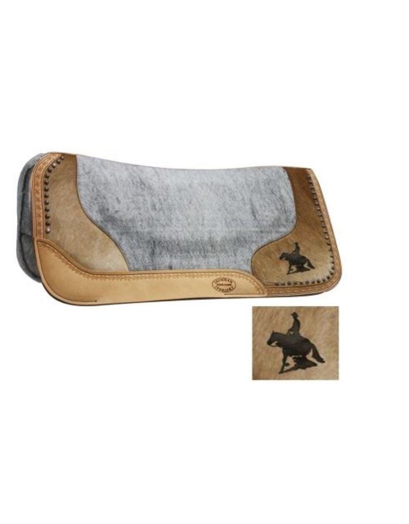 Showman ® Felt Bottom Saddle Pad.