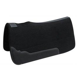 Showman ® black felt pad.