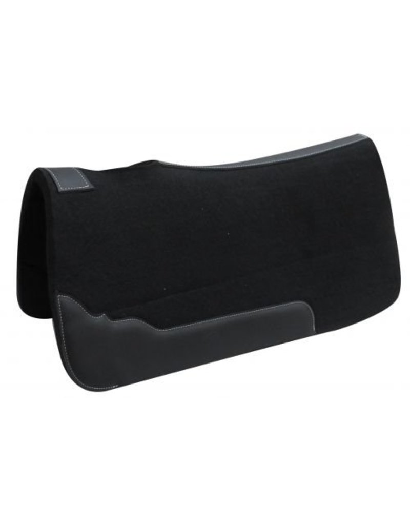 Showman ® black felt pad.