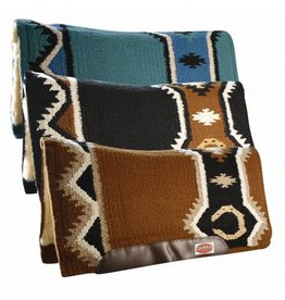 Showman ® Contoured saddle pad.