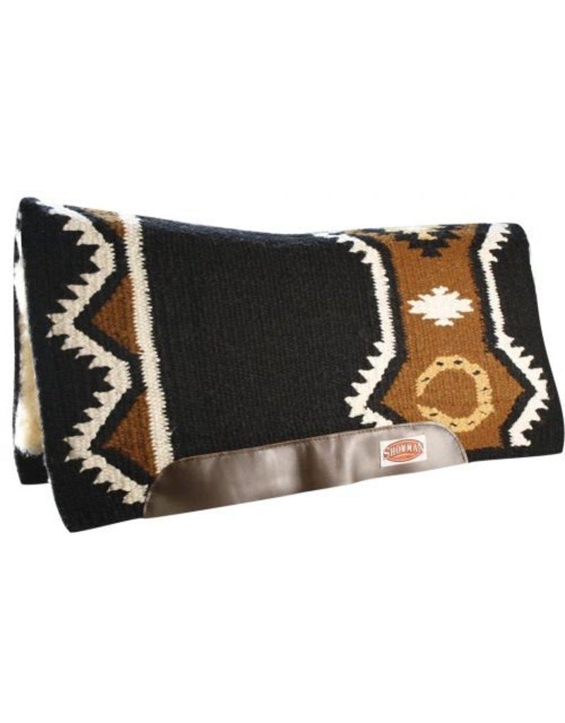 Showman ®  Contoured saddle pad.