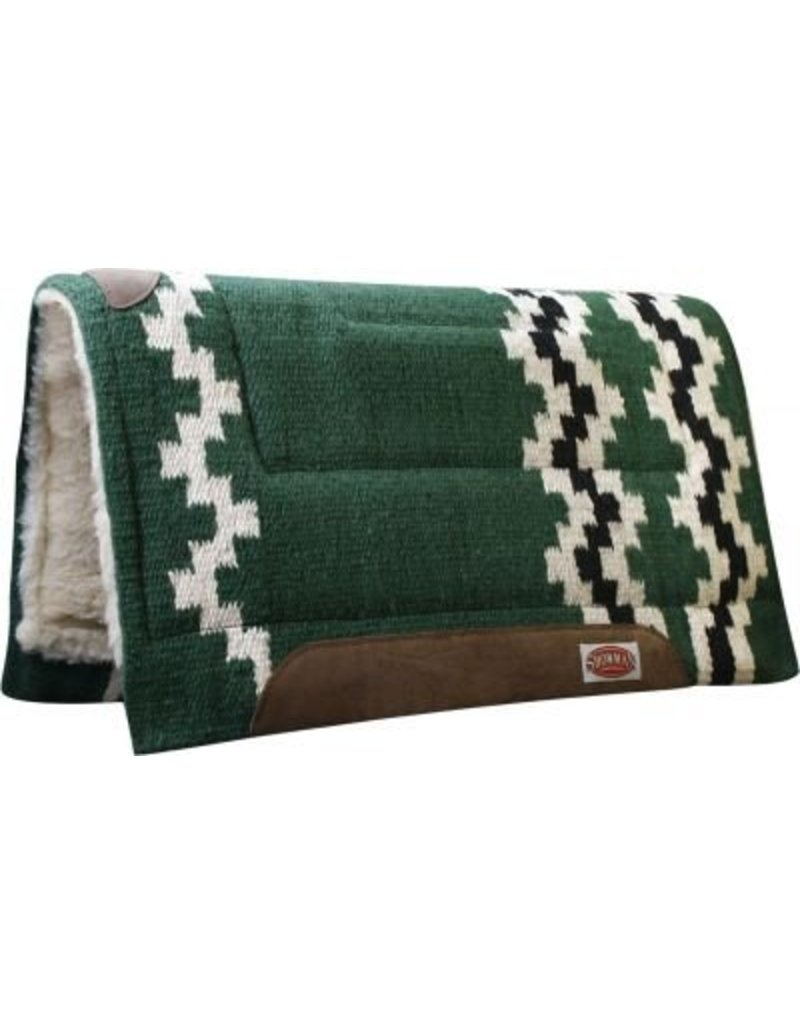 Showman ® 100% wool cutter style pad.