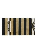 Showman ®  Arcylic top saddle blanket with Navajo design.