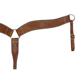 American Made Harness Leather Breast Collar