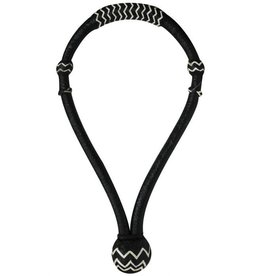 Showman ® Showman ® Braided Rawhide Core Bosal.