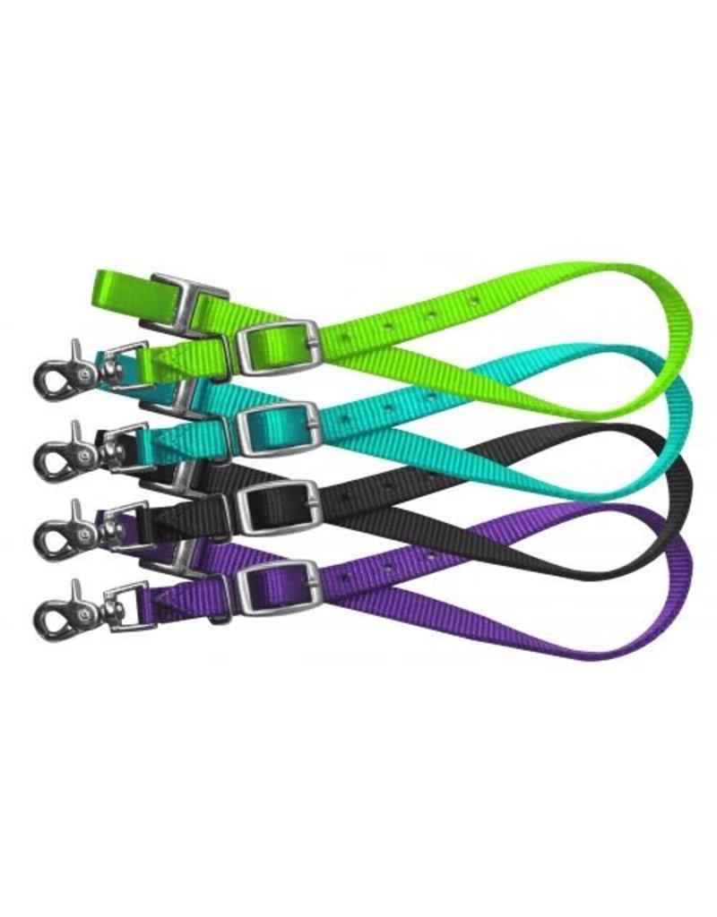 Showman ®  Showman ® Nylon wither strap.