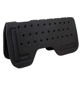 "Showman ® Showman™ 30"" X 31"" Vented back air flow felt pad with neoprene middle."
