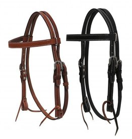Showman ® Showman ® PONY headstall with reins.