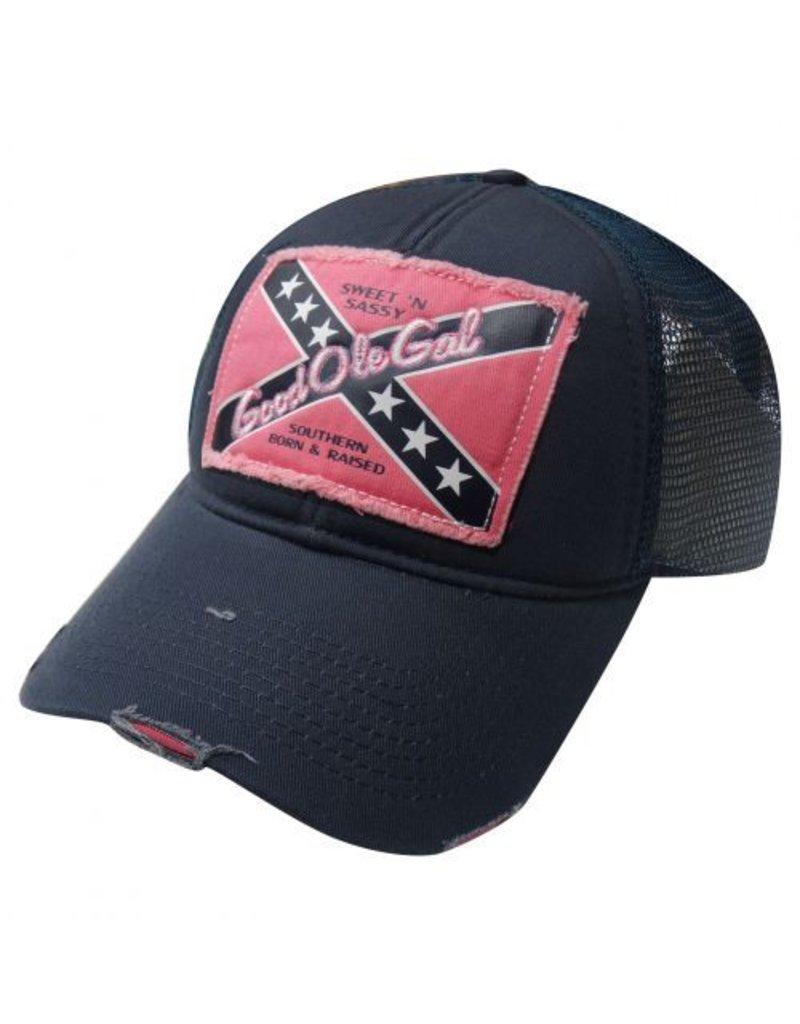 "Showman ®  "" Good ole Gal"" baseball hat."