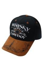 """Showman ® """" Whisky Drinking Cowboy"""" baseball hat."""