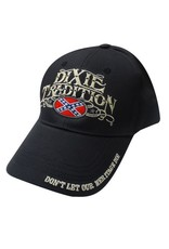 """ Dixie Tradition"" baseball hat."