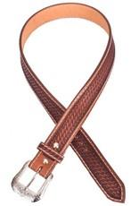 Showman ® Showman ® Men's Agrentina Cow Leather Belt.