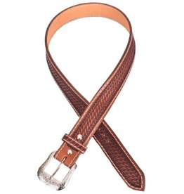 Showman ® Showman ® Men's Agrentina Cow Leather Belt.