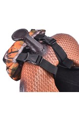 Showman ® Showman ® Insulated Nylon Saddle Pouch.