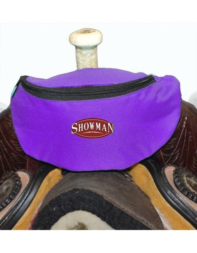 Showman ® Showman ® Insulated Nylon Saddle Pouch.