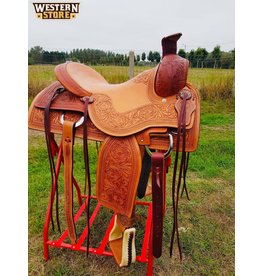 Twisted C Twisted C saddle