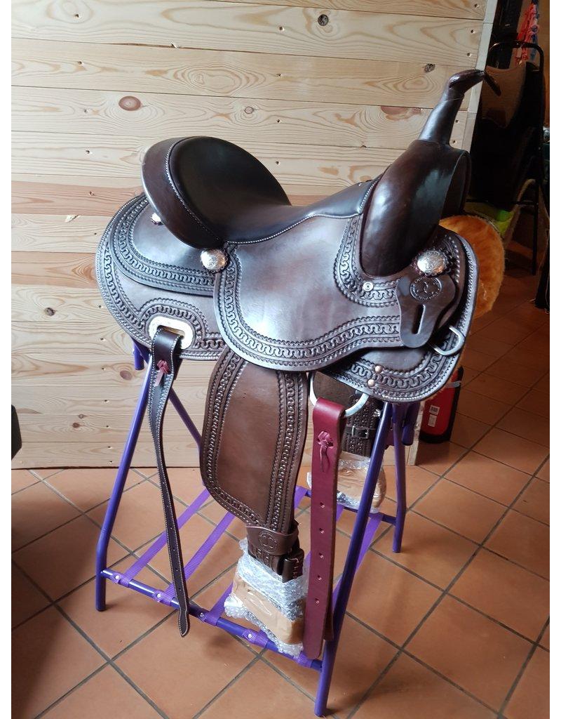 Twisted C Twisted C  all around saddle