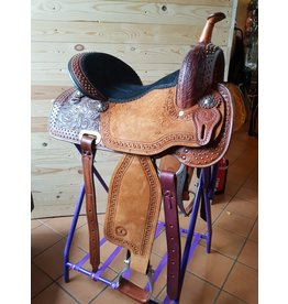 Twisted C Twisted C Barrel saddle