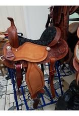 Twisted C Twisted C Barrel saddle Full quarter