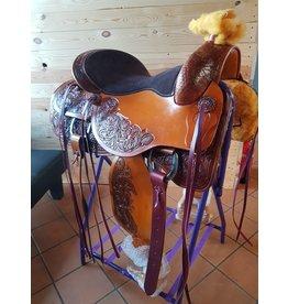 Twisted C Twisted C Reining Saddle