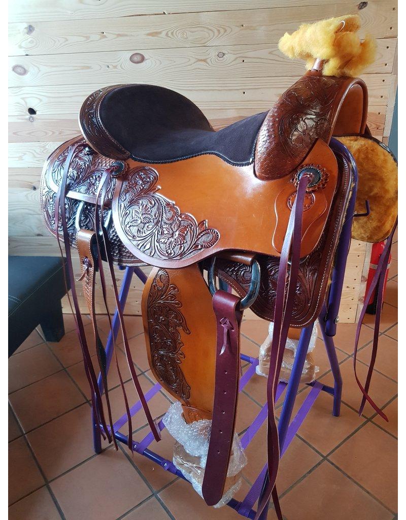 Twisted C Twisted C Reigning Saddle