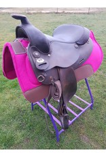 US SADDLER 2nd hand saddle 16 inch