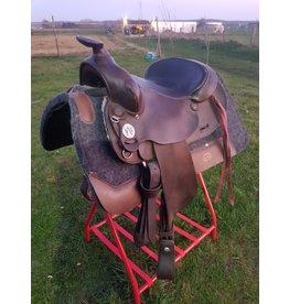 Bona Allen 2nd hand Bona Allen  saddle 16 inch